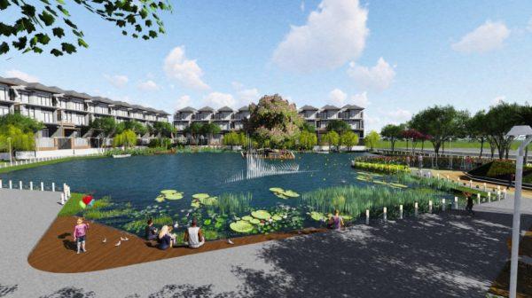 Tiện ích nội khu dự án Green Star Quận 7