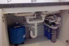 Hệ thống lọc nước tại vòi cao cấp tạiThe Green Star