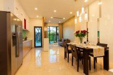 Thiết kế hiện đại dự án căn hộ Green Star Quận 7
