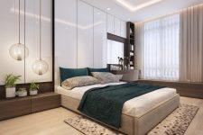 Bán căn hộ The Green Star 2 phòng ngủ Quận 7