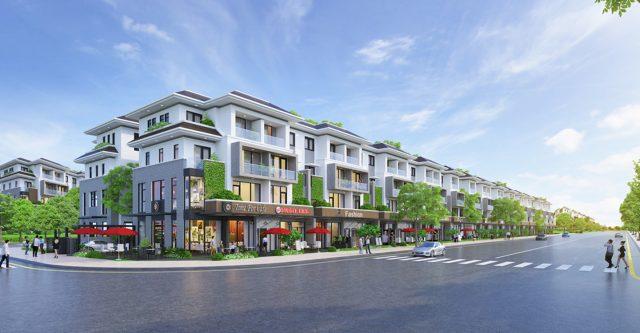Dự án nhà phố Green Star Quận 7