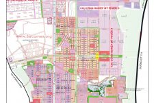 Bản đồ vệ tinh đất Mỹ Phước 3 Bình Dương