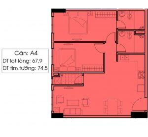 Thiết kế chi tiết Felisa Riverside A4
