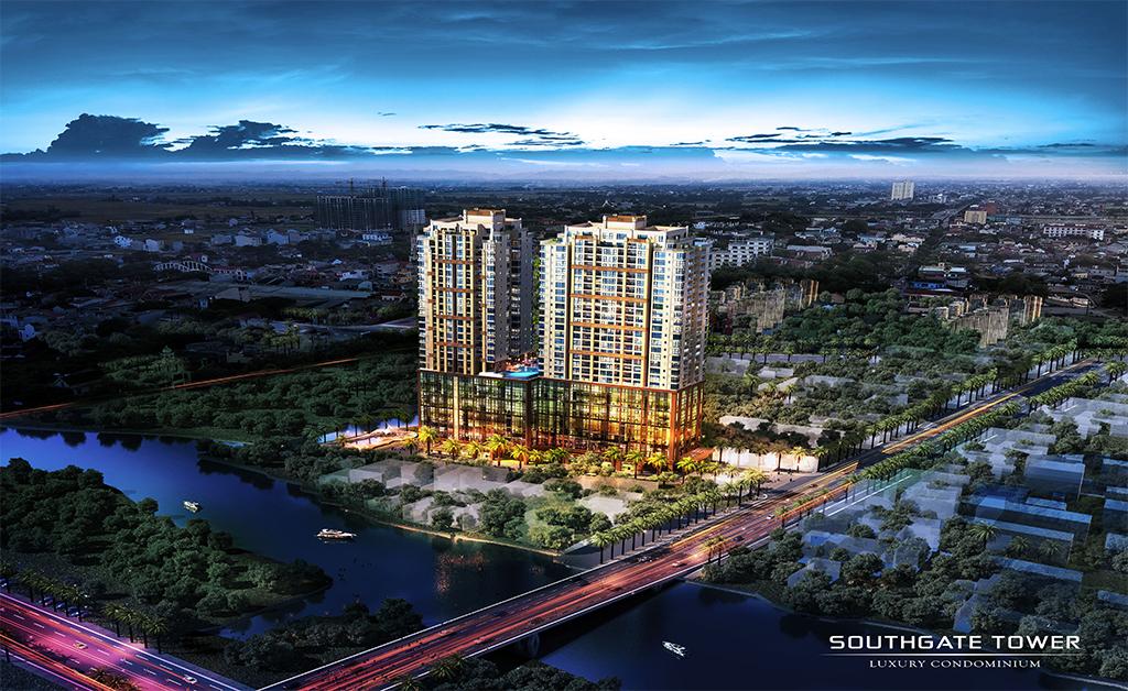 Cơn sốt căn hộ South Gate Tower mở bán lần 2